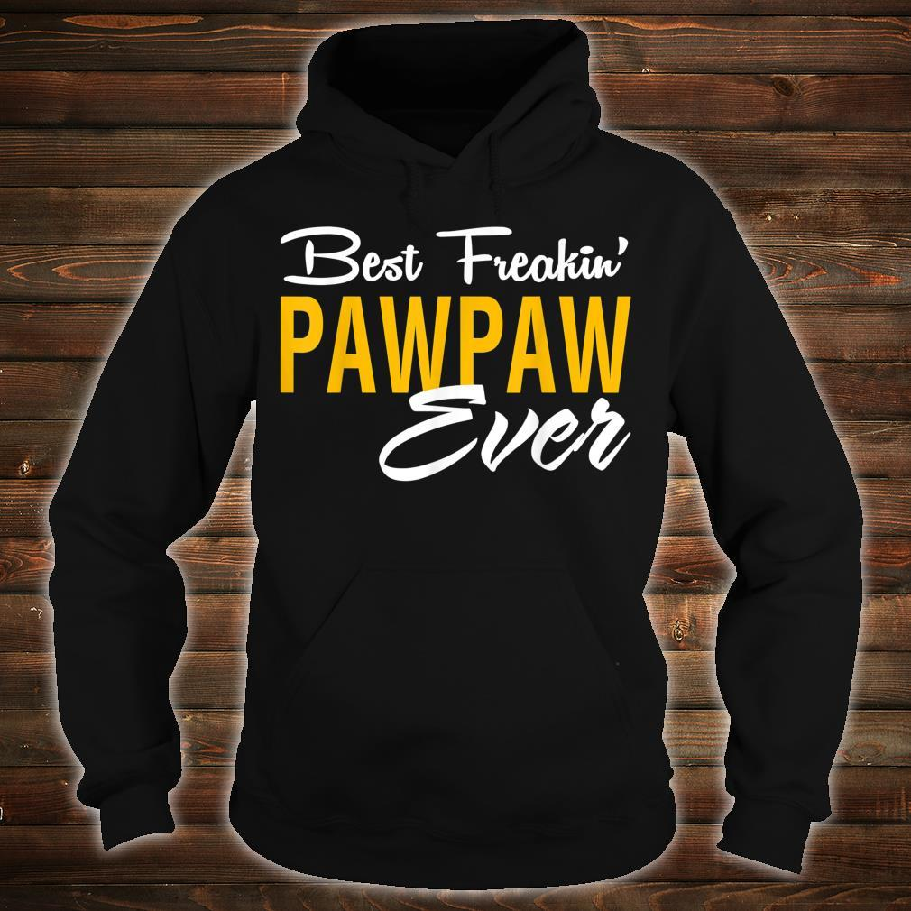Mens Best Freakin' PawPaw Ever For Father Day Shirt hoodie